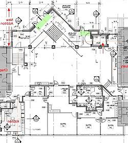Как рассчитать объем здания как рассчитать площадь цоколя