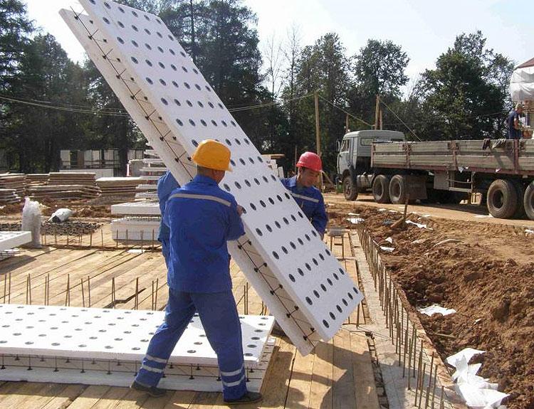 Технология каркасного строительства