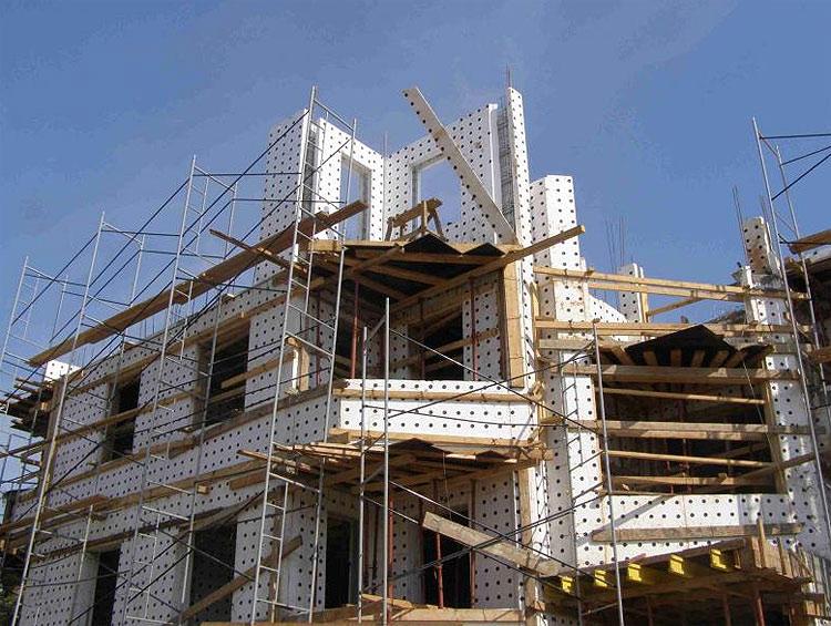 Малоэтажное строительство домов в Новороссийске Анапе