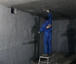 Гидроизоляция для подвальных помещений чем развести полиуретановый клей