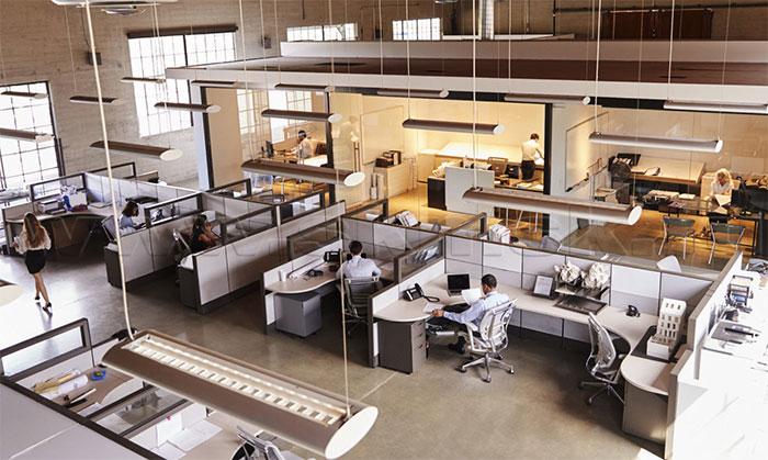 Open space или кабинеты: планировки и особенности организации пространства в офисе