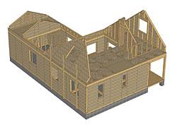 Каркасное строительство - технология платформа